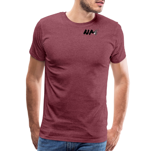 NM Fade - Men's Premium T-Shirt