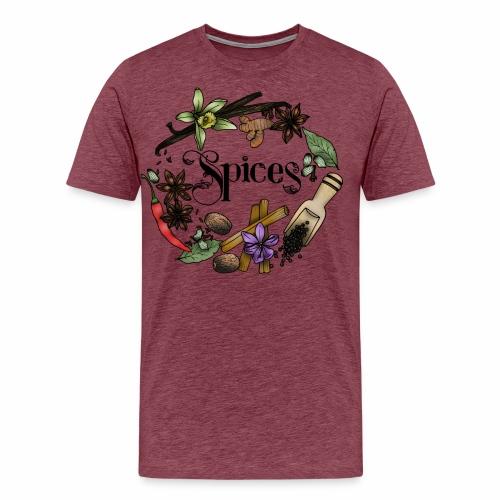 Spices - Men's Premium T-Shirt