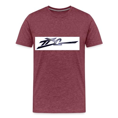 ww tdg logo c - Men's Premium T-Shirt