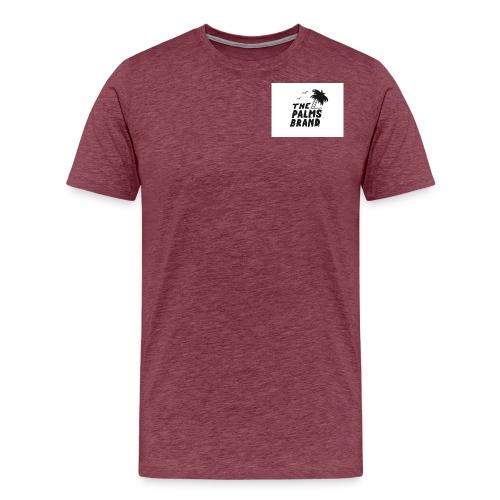 The Palms - Men's Premium T-Shirt