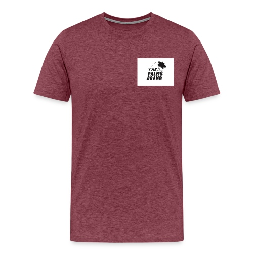 The Palms - Men's Premium T-Shirt