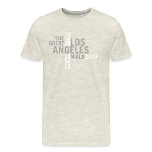 Great Los Angeles Walk 2019 - Men's Premium T-Shirt
