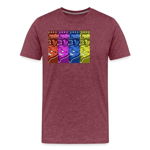 turnup juice - Men's Premium T-Shirt