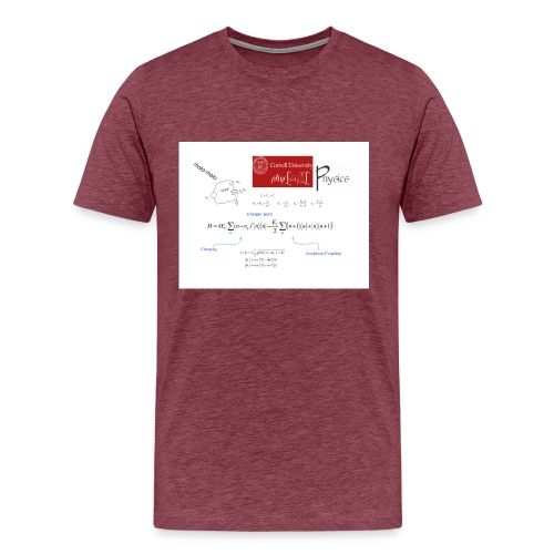 tchefor - Men's Premium T-Shirt