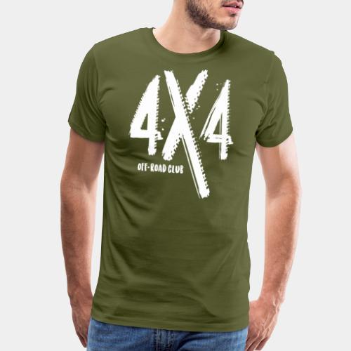 off road club adventure - Men's Premium T-Shirt