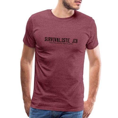 5D270592 4A7C 43C7 9A54 CAF1F22A9E86 - Men's Premium T-Shirt
