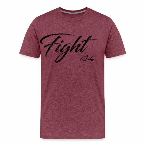 Fight Tee - Men's Premium T-Shirt