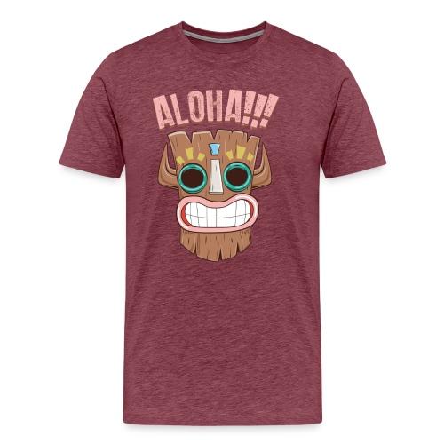 ALOHA 01 - Men's Premium T-Shirt