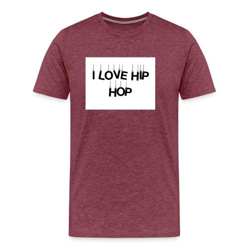 Hip Hop - Men's Premium T-Shirt