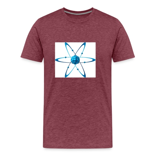 atom jpg - Men's Premium T-Shirt