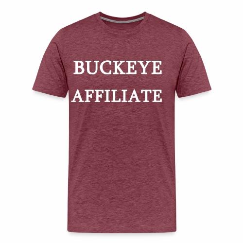 Buckey Affiliate - Men's Premium T-Shirt
