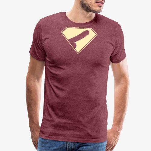 Supercock 1 - Men's Premium T-Shirt