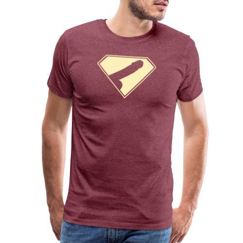 Supercock 1 - Men's Premium T-Shirt