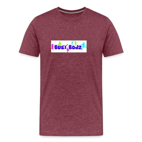 BusyBodz Branding - Men's Premium T-Shirt