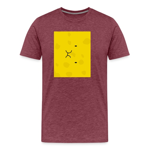 Spongy Case 5x4 - Men's Premium T-Shirt