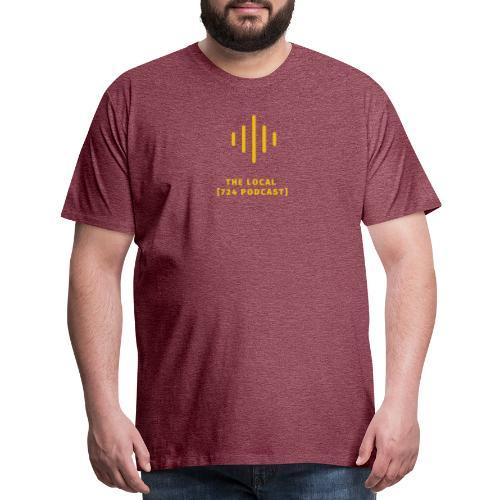 The Local Simple - Men's Premium T-Shirt