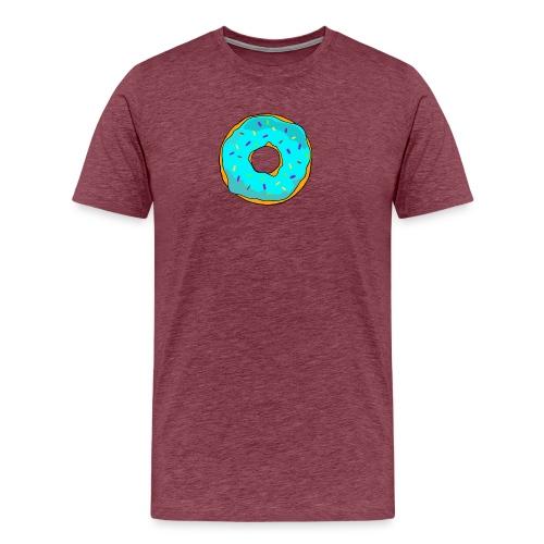Fresh Threads Donut - Men's Premium T-Shirt