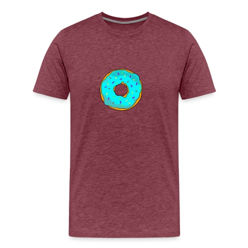 Fresh Threads Donut - Men's Premium T-Shirt