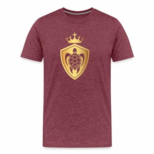 TurtleCrownGold - Men's Premium T-Shirt