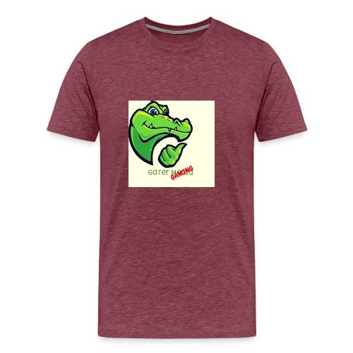 Gater Gaming - Men's Premium T-Shirt