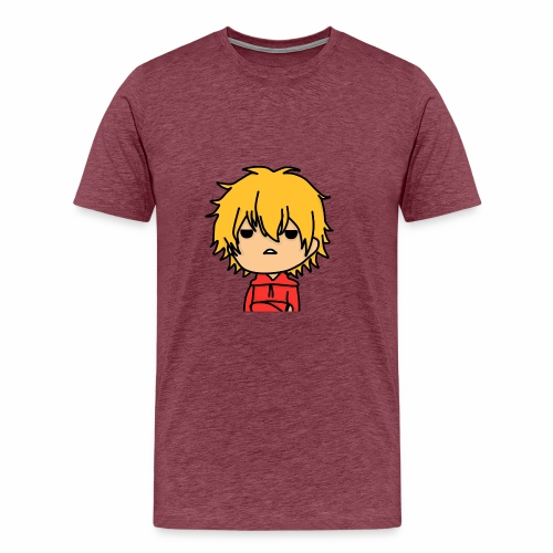 Sage with quote - Men's Premium T-Shirt