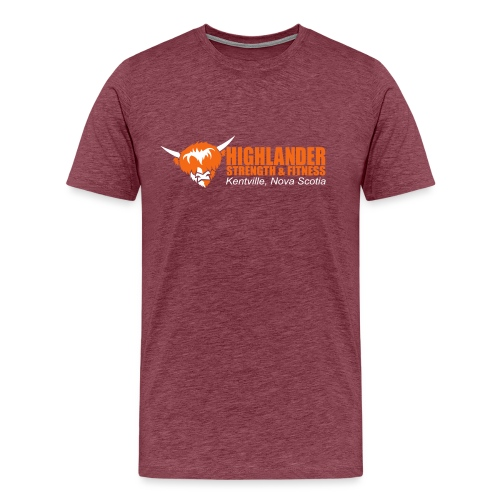 Highlander logo - Men's Premium T-Shirt