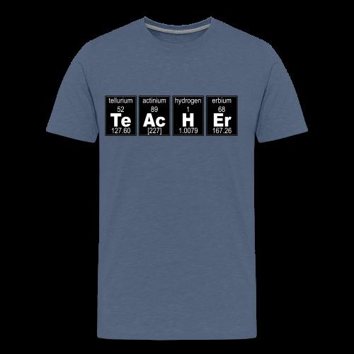 Chemistry TeAcHEr - Men's Premium T-Shirt