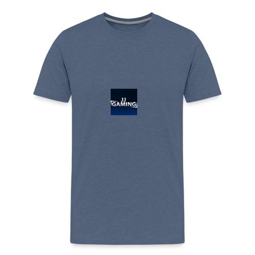 JJ Gaming logo - Men's Premium T-Shirt