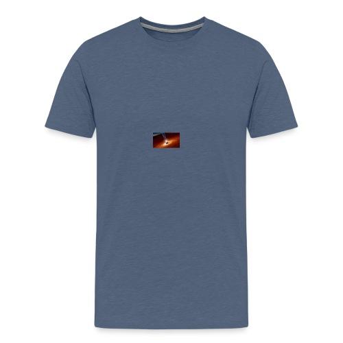 hole - Men's Premium T-Shirt