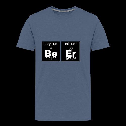 Chemistry Beer - Men's Premium T-Shirt