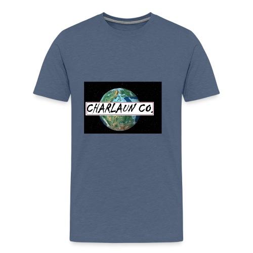 CHARLAUN CLOTHING COMPANY - Men's Premium T-Shirt