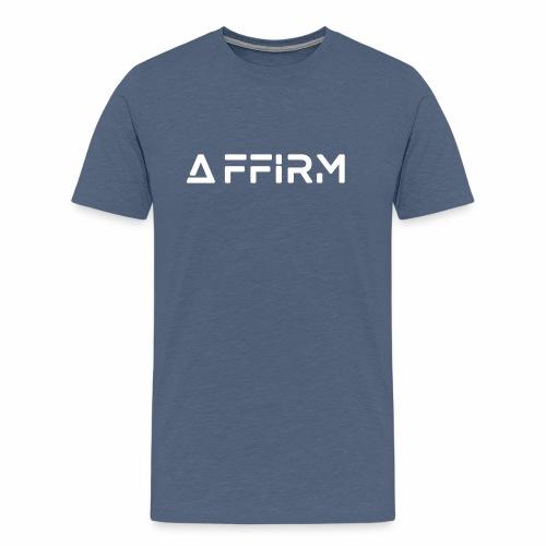affirm 4 - Men's Premium T-Shirt