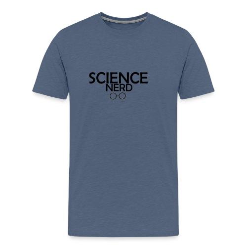 Science Nerd - Men's Premium T-Shirt