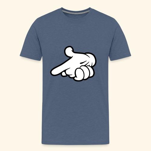 hands - Men's Premium T-Shirt