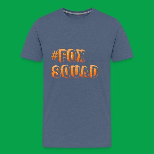 #FoxSquad - Men's Premium T-Shirt