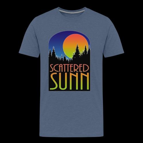 SUNN color - Men's Premium T-Shirt
