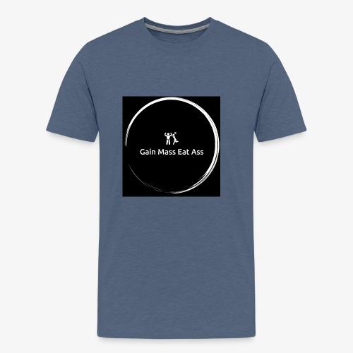Gain mass - Men's Premium T-Shirt