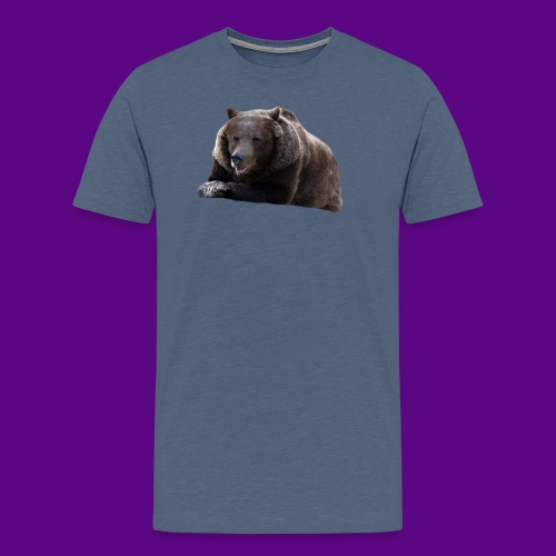 AMERICAN BLACK BEAR - Men's Premium T-Shirt