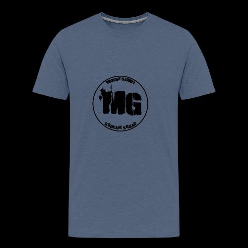 Mouse Gamin Deluxe - Men's Premium T-Shirt