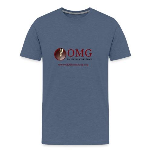 OMG Merchandise - Men's Premium T-Shirt