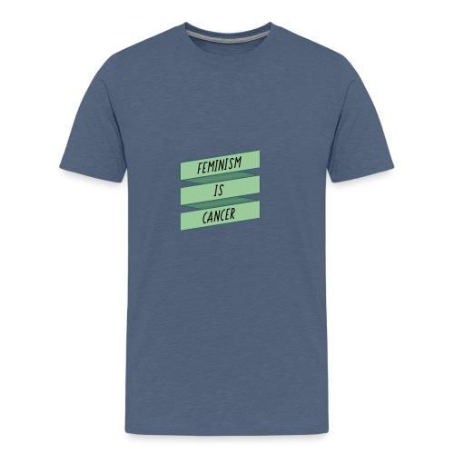Feminism.jpg - Men's Premium T-Shirt