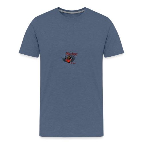 burning for yoou - Men's Premium T-Shirt
