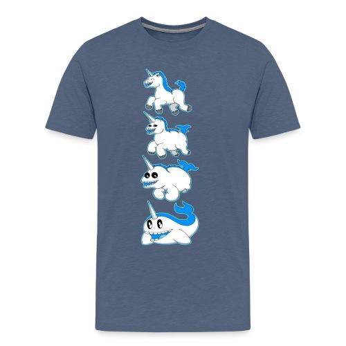 Horned Lineage - Men's Premium T-Shirt