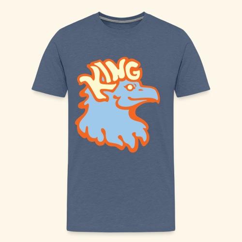 Chicken King - Men's Premium T-Shirt