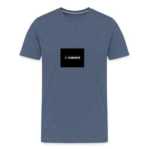 Yvansuper - Men's Premium T-Shirt