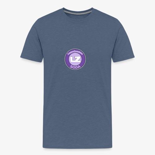 LoganZombiez Logo - Men's Premium T-Shirt