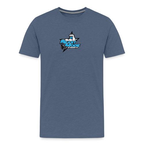 BEAST-MODE STRENGHT DESIGN - Men's Premium T-Shirt