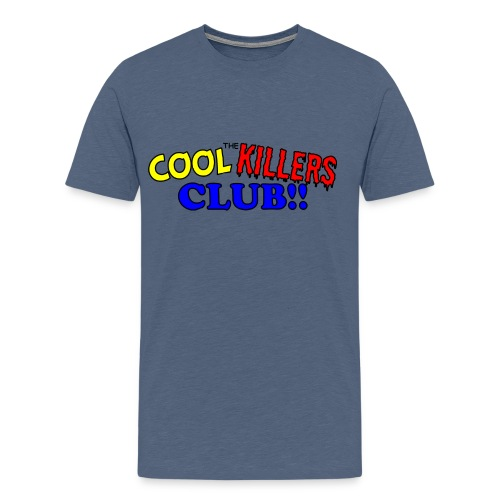 The Cool Killers Club - Men's Premium T-Shirt