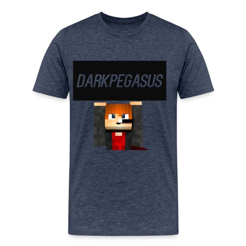 DarkPegasus Medium Red Shirt - Men's Premium T-Shirt
