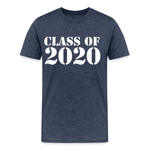Class of 2020 - Men's Premium T-Shirt